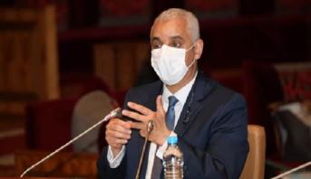 """وزير الصحة:عملية التلقيح ضد """"كوفيد-19"""" ستغطي مواطنين تزيد أعمارهم عن 18 سنة"""
