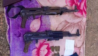 """سلاحا الكلاشينكوف وذخيرتهما الحية المحجوزة في طانطان تم الحصول عليها بتواطؤ مع عناصر في """"البوليساريو"""""""