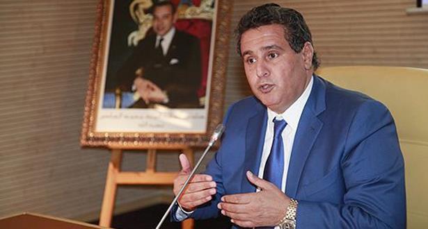 أخنوش: صرف 350 مليون درهم لحد الآن لفائدة الفلاحين المتضررين من قلة التساقطات