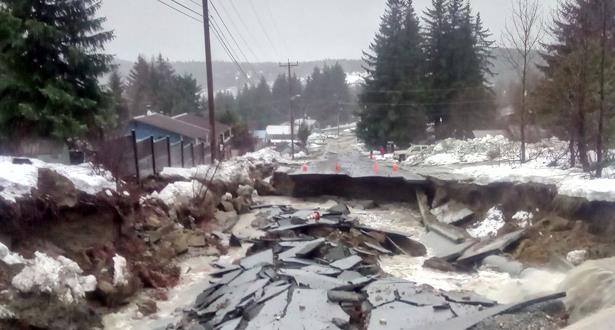 الولايات المتحدة.. مصرع خمسة أشخاص جراء تحطم مروحية في ألاسكا