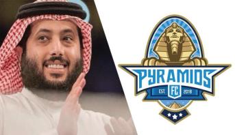 """نادي """"بيراميدز"""" المصري يعلن رسميا نقل ملكيته وتصفية استثمارات آل الشيخ"""