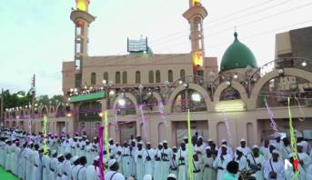 ألف زاوية وزاوية > ألف زاوية و زاوية: الطريقة السمانية بولاية الخرطوم السودان