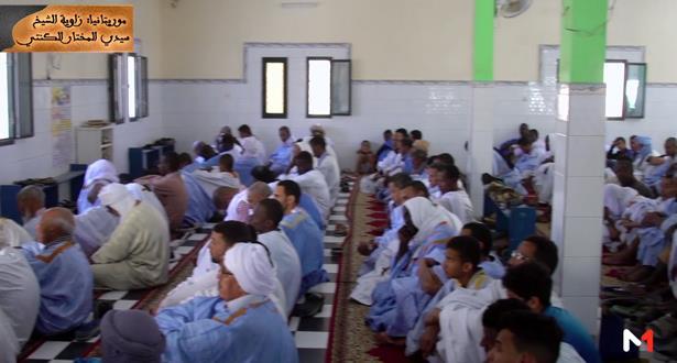 ألف زاوية و زاوية : زاوية الشيخ سيدي المختار الكنتي - موريتانيا