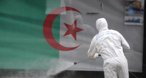 الجزائر .. تصاعد مقلق في مؤشرات الوضعية الوبائية والسلطات تمدد دائرة الحجر