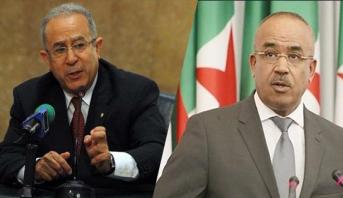 تعيين وزير الداخلية الجزائري نور الدين بدوي وزيرا أول ولعمامرة نائبا له