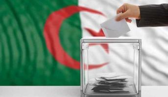 فتح مكاتب التصويت للانتخابات الرئاسية الجزائرية