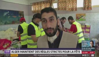 Aid El-Fitr: Alger maintient des règles strictes pour la fête