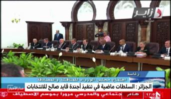 الجزائر .. السلطات ماضية في تنفيذ أجندة قايد صالح للانتخابات