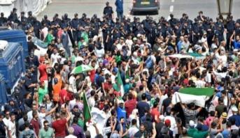 الجزائر .. تواصل المظاهرات للأسبوع الـ 31 رغم الانتشار الأمني المكثف