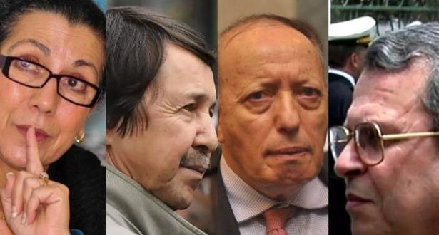 أحكام تصل إلى 20 سنة لسعيد بوتفليقة ورئيسة حزب ومسؤولين أمنيين سابقين بالجزائر