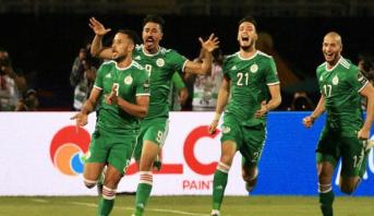 CAN-2019 (Gr.C/2ème journée): L'Algérie bat le Sénégal et se qualifie au deuxième tour