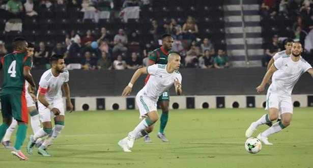 منتخب الجزائر يتعادل مع نظيره البوروندي وفيديو فاضح يطيح بأحد لاعبيه
