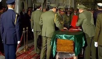 بدء مراسم تشييع الفريق قايد صالح في الجزائر