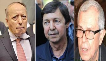 الجزائر.. إيداع شقيق بوتفليقة ومديرين سابقين للمخابرات الحبس المؤقت