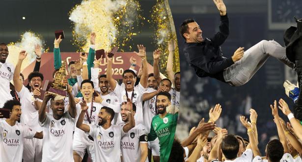 فيديو .. تشافي يقود السد للتتويج بلقب كأس قطر 2020