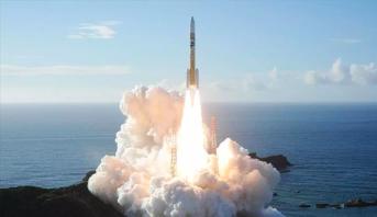 """انطلاق """"مسبار الأمل"""" الاماراتي في رحلة لاستكشاف المريخ"""