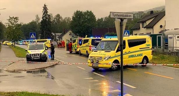 Un homme vole une ambulance et renverse plusieurs personnes en Norvège