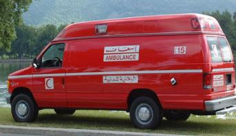 Province de Berkane: décès de 16 candidats à l'immigration clandestine dans un accident