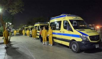 وفاة أول طبيب في مصر إثر إصابته بكورونا