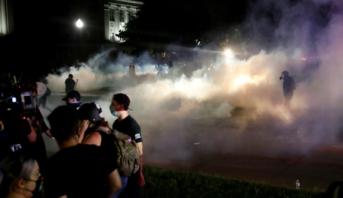 قتيلان في مدينة كينوشا الأمريكية خلال احتجاجات تضامنية مع جايكوب بليك