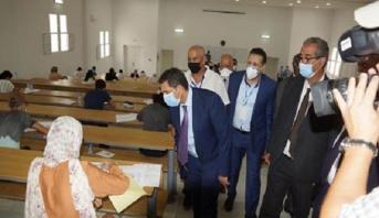 أمزازي: المباراة المشتركة لولوج كليات الطب والصيدلة تروم ضمان تكافؤ الفرص