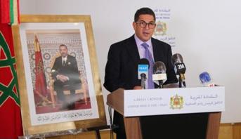 أمزازي يستعرض سير الدخول الدراسي وتقدم ورش تنزيل مقتضيات القانون الإطار في ظل الطوارئ الصحية