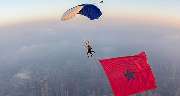 أنس البقالي .. رياضي مغربي يعتزم الترويج للمآثر التاريخية بالمغرب من خلال موهبته