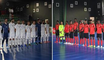 CAN Futsal à Laâyoune: l'Angola décroche la troisième place