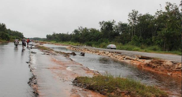 41 قتيلا جراء الأمطار الغزيرة في أنغولا خلال أقل من 24 ساعة هذا الأسبوع