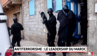 Lutte antiterroriste: le leadership du Maroc