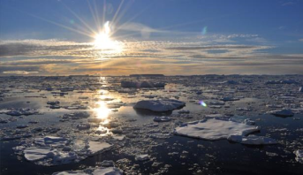 حرارة قياسية في أنتاركتيكا تزيد عن 20 درجة مئوية