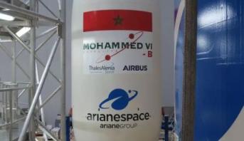 """القمر الصناعي """"محمد السادس  """"ب"""" .. المغرب يسخر الفضاء لخدمة التنمية"""