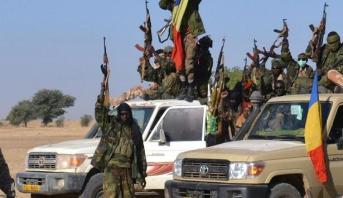 """الجيش التشادي يعلن أسر 250 """"إرهابيا"""" تسللوا من ليبيا"""
