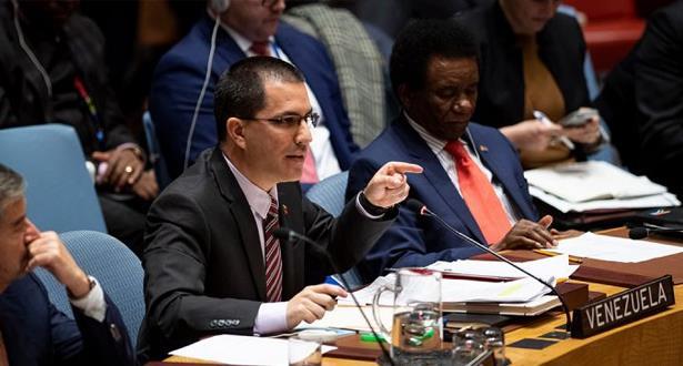 دول عدّة تقاطع كلمة وزير الخارجية الفنزويلي خلال اجتماع للأمم المتحدة