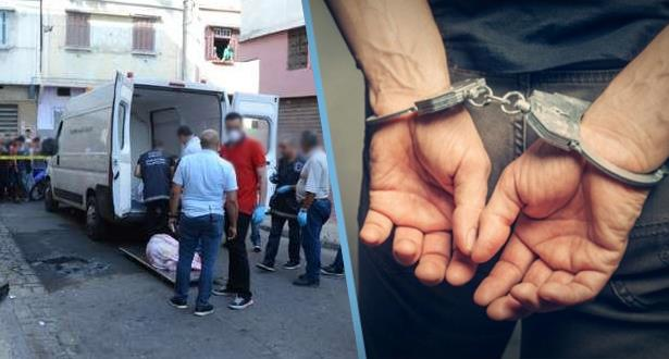 """الشرطة تكشف تفاصيل جريمة """"حي الفرح"""" وتعتقل المشتبه فيه"""