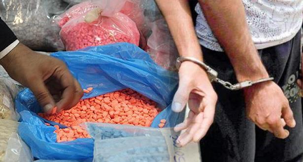 Fès : Arrestation de quatre individus pour possession et trafic de drogues et de psychotropes