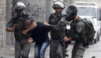 قوات الاحتلال الإسرائيلي تشن حملة اعتقالات ومداهمات بالضفة الغربية تطال 14 فلسطينيا