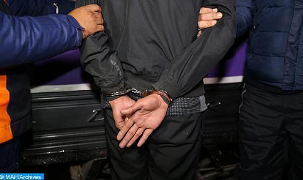 أمن مراكش يوقف مجرما ذو سوابق قتل ستينيا بهدف السرقة