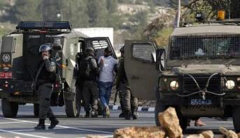 الاحتلال الإسرائيلي يعتقل 7 فلسطينيين في الضفة الغربية