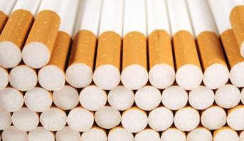 Cigarettes de contrebande: le taux de pénétration sur le marché national dépasse les 5%