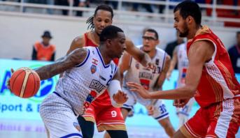 كرة السلة .. جمعية سلا يُودع البطولة العربية للأندية البطلة