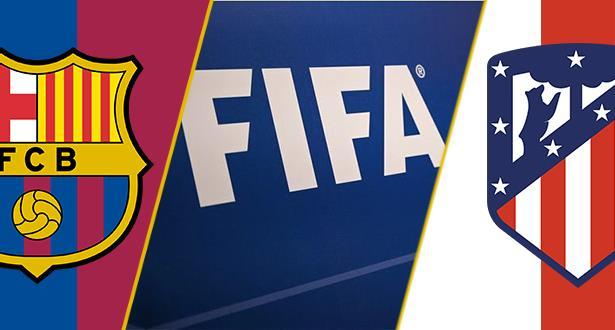 أتلتيكو مدريد يصعد ضد برشلونة