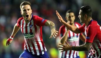 السوبر الأوروبي .. هزيمة ثقيلة لريال مدريد أمام الغريم أتليتيكو