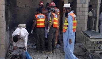 Pakistan: une kamikaze se fait exploser, six morts