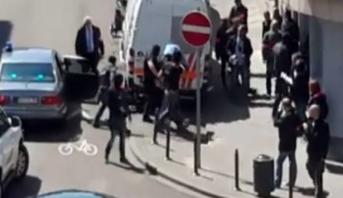 Attentats de Bruxelles: une reconstitution organisée dans l'une des planques (parquet)