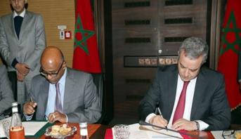 وزارة العدل والبنك الإسلامي للتنمية يضافران جهودهما للنهوض بالتمويل التشاركي