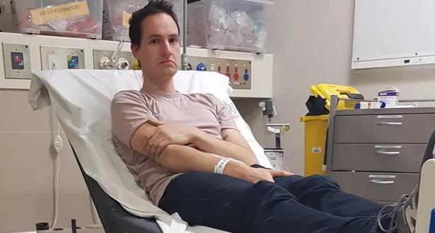 إدخال عالم أسترالي المستشفى بعدما سدت قطع مغناطيس أنفه