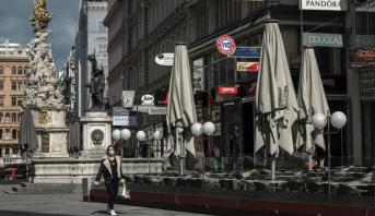 النمسا تمدد إجراءات الحجر الصحي المشددة حتى 24 من يناير الجاري
