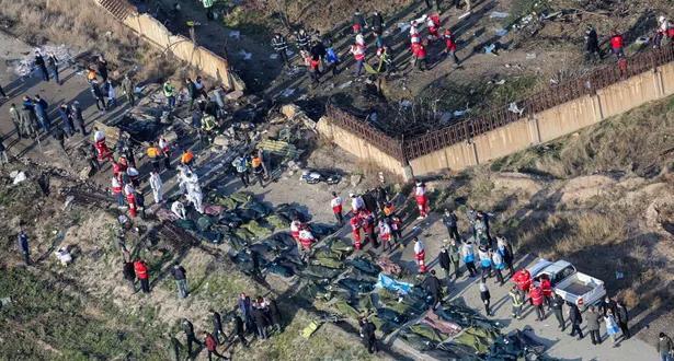 Crash en Iran: Ottawa exige la remise des boites noires à la France ou à l'Ukraine