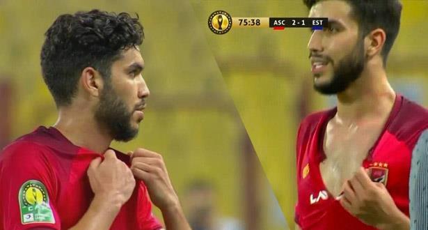 """رسميا .. """"الكاف"""" تقرر توقيف الدولي المغربي وليد آزارو"""